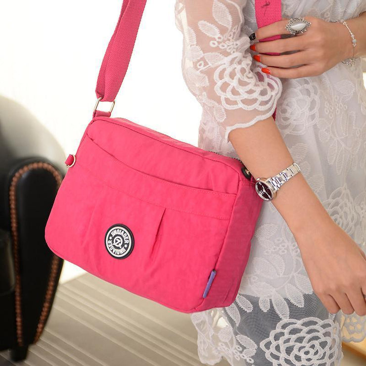 Women Waterproof Women Large Capacity Crossbody Bags