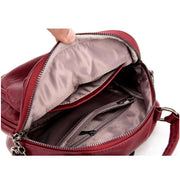 Ladies Dual-use Small Backpack Shoulder Bag