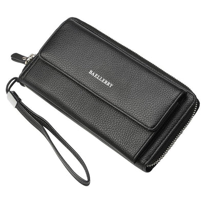Men Long Clutch Bag Wallet