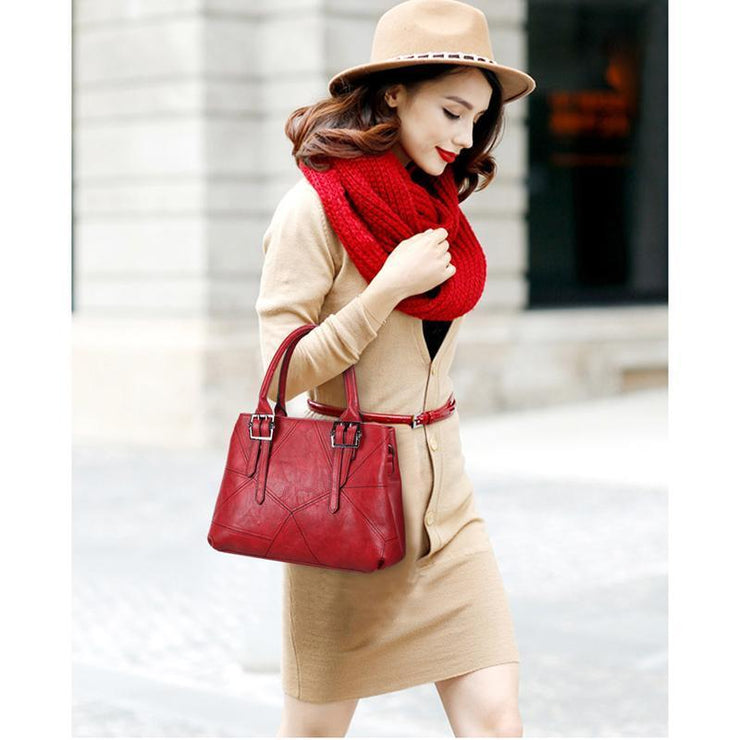 Women Fashion Elegant Daily Handbag Crossbody Bag
