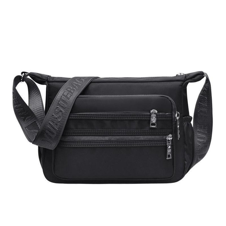 Waterproof Multipocket Travel Bag Shoulder Bag