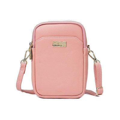 Women Large Capacity Casual Crossboby Phone Bag