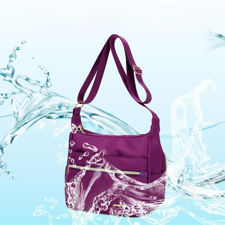 Waterproof Large Capacity Travel Crossbody Bag