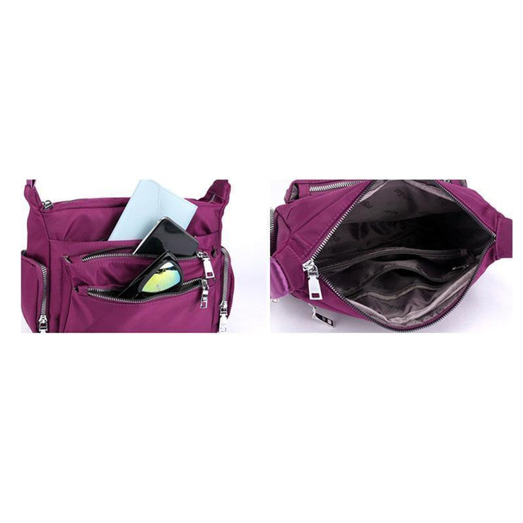Multi-pocket  Waterproof Outing Shoulder Bag