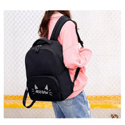 Waterproof Large Capacity Solid Backpack