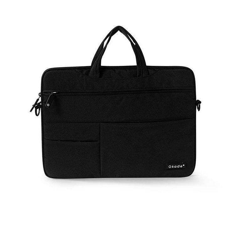 Multi-pocket Waterproof Ultra-thin Laptop Bag