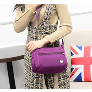 Multifunctional Multi-layer Waterproof Shoulder Bag