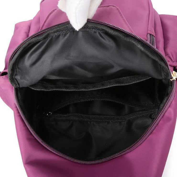 Casual Large Capacity Travel Shoulder Bag Backpack