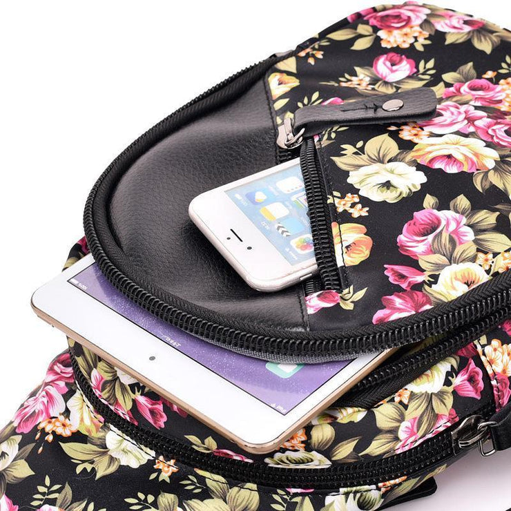 Waterproof Travel Sling Bag Shoulder Bags