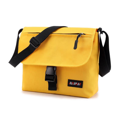 Waterproof Shoulder Bag Student Message Bag