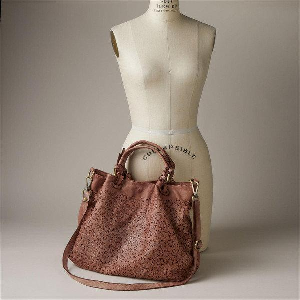Hollw Out Handbag Classic Crossbody Bag