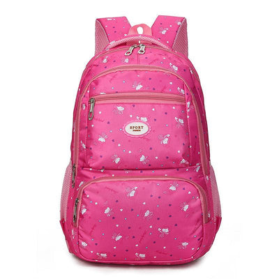 Large Capacity Waterproof Backpack for Kids