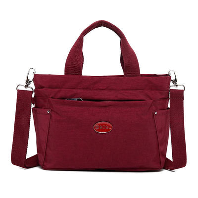 Water Resistant Lightweight Shoulder Bag