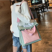 Casual Large Capacity Backpack Shoulder Bag