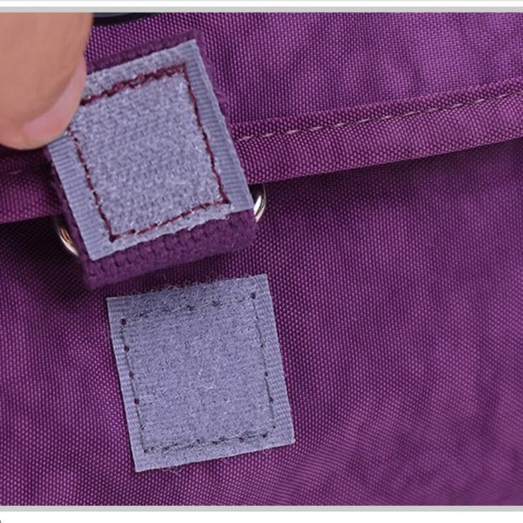 Multi-pocket Waterproof Lightweight Handbag Shoulder Bag