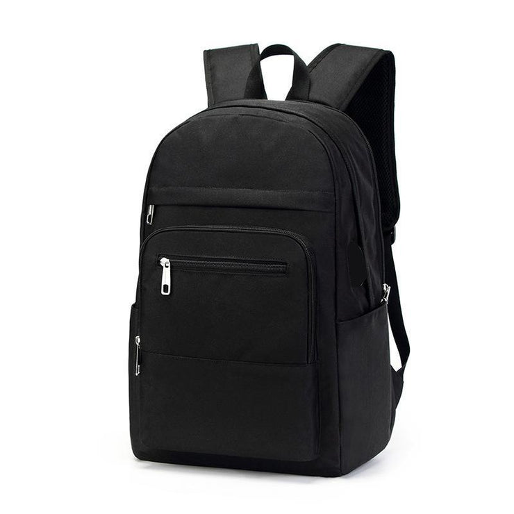 Men's Large Capacity Oxford Waterproof Backpack