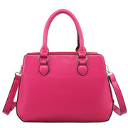 Women's  Leather Laptop Shoulder Briefcase