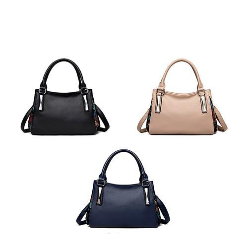Women Fashion Business Leather shoulder bag