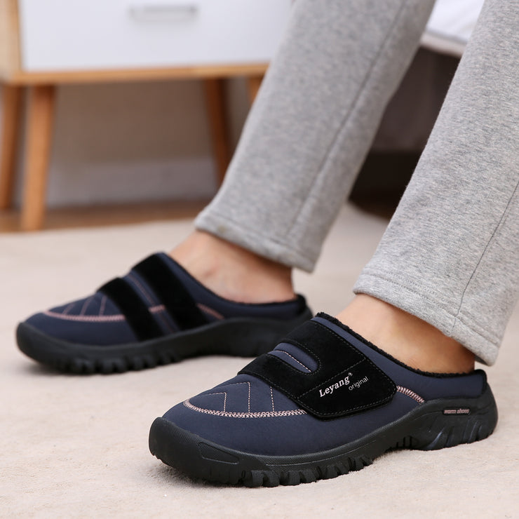 Woman  plus velvet warm cotton shoes snow boots
