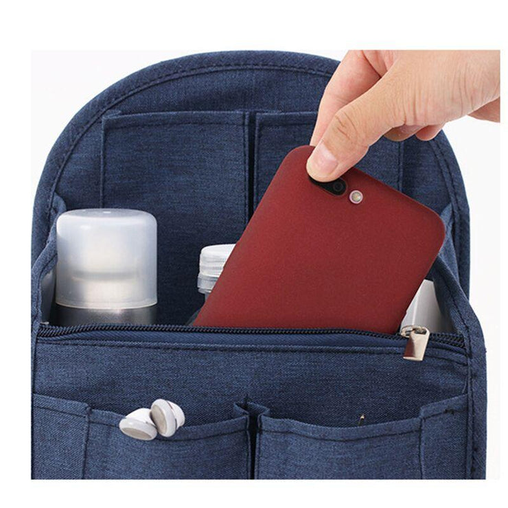 Travel Insert Backpack Organizer Mummy Bag