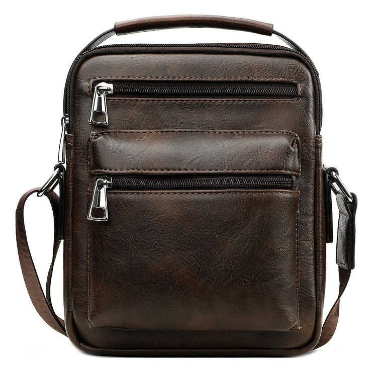 Men's Business Classic Fashion Multi-function Personality Shoulder Bag