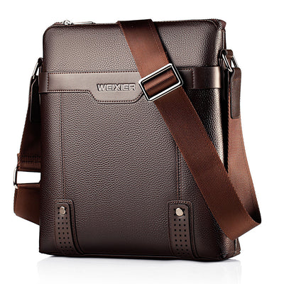 Men's new shoulder bag casual backpack