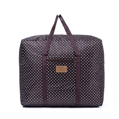 Men's Oxford Cloth Travel Waterproof Bag