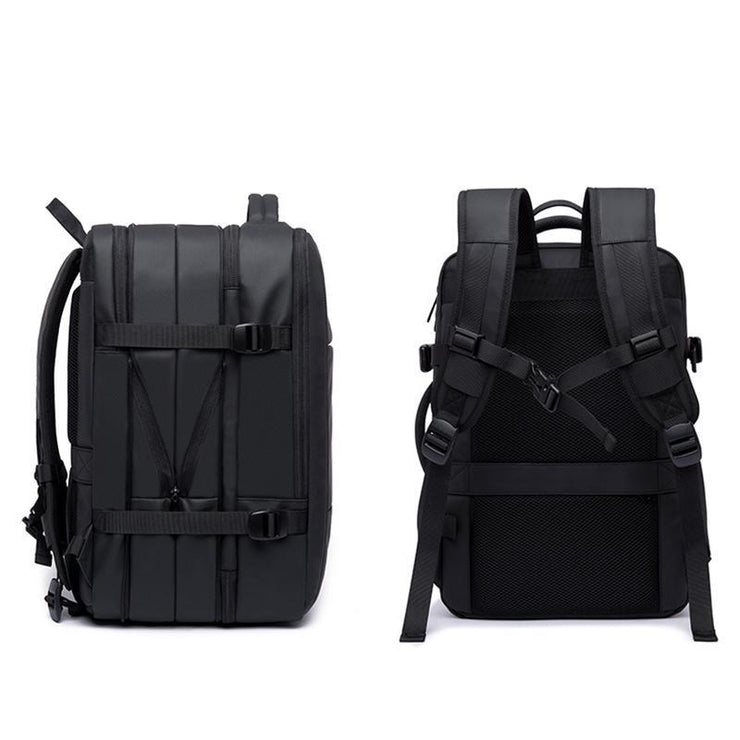 Mens' business backpack travel bag waterproof backpack