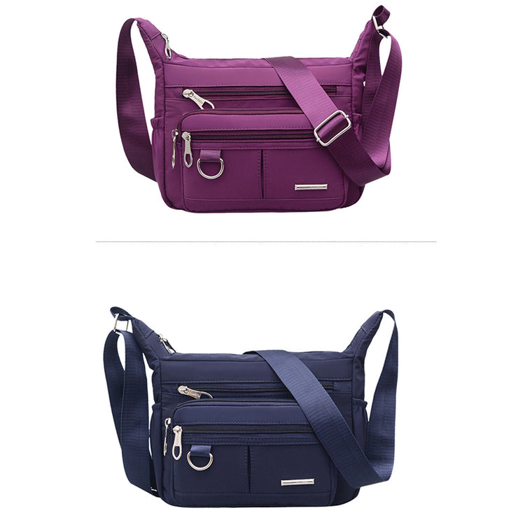 Women's Oxford Cloth Leisure Crossbody bags