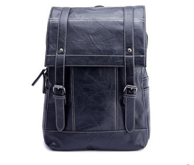 Men's backpack shoulder bag travel bag students minimalist male computer bag