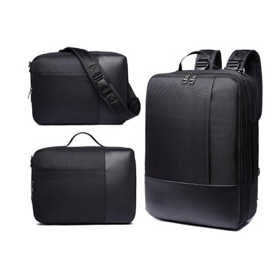 Men's waterproof bag casual shoulder bag men laptop bag men's backpack