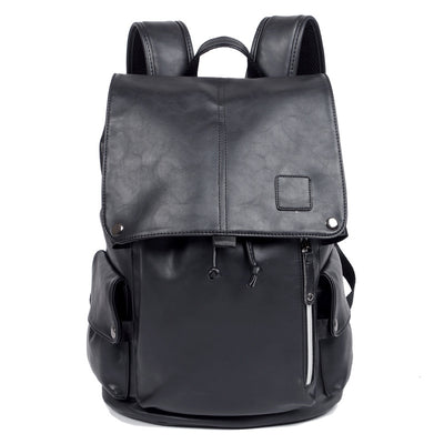 Men's fashion backpack shoulder bag large capacity bag computer travel bag