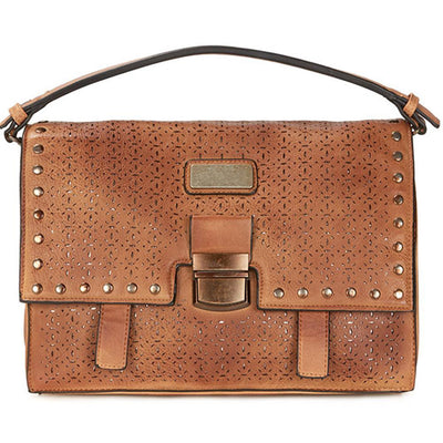 Women's Casual Cut-Out Handbag
