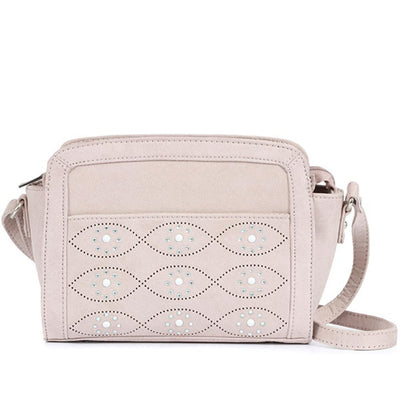 Women's Handbag with Studding Detail