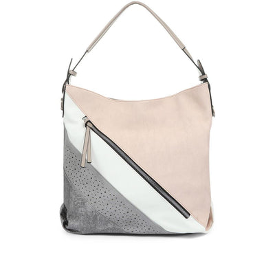 Women's Star Embellished Slouch Tote Bag
