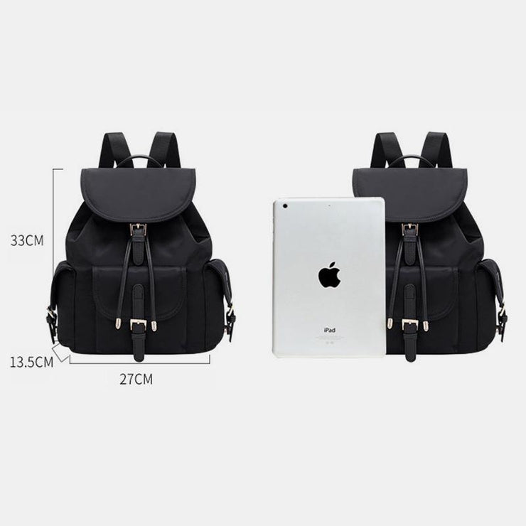 Anti-Theft Waterproof Lightweight Backpack