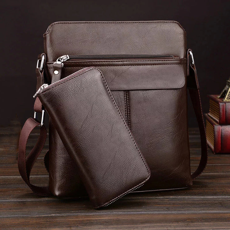 Men's Fashion Handbag Shoulder bag Tote bag
