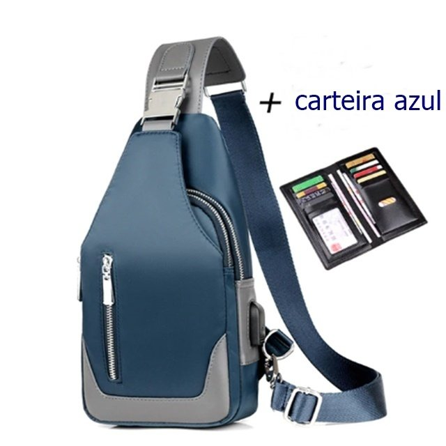 Men's Multifunctinal Shoulder Bag