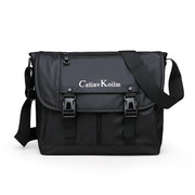 Men's Nylon Waterproof Fashion Business Crossbody Shoulder Bags