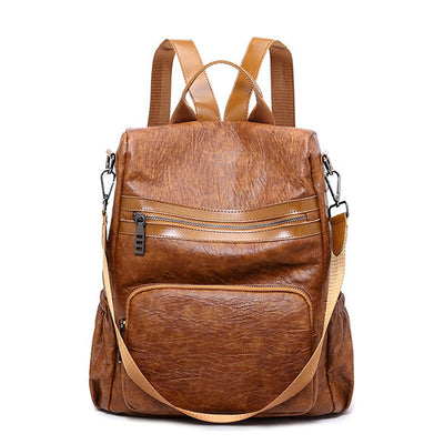 Women's Anti-theft Backpack Purse Multi-function Backpack Shoulder Bag
