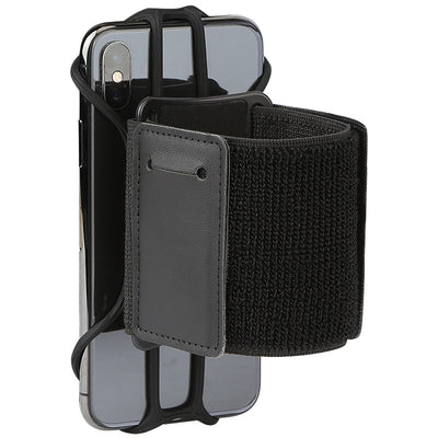 Mobile phone detachable running arm bag cycling equipment arm sleeve wrist strap arm strap