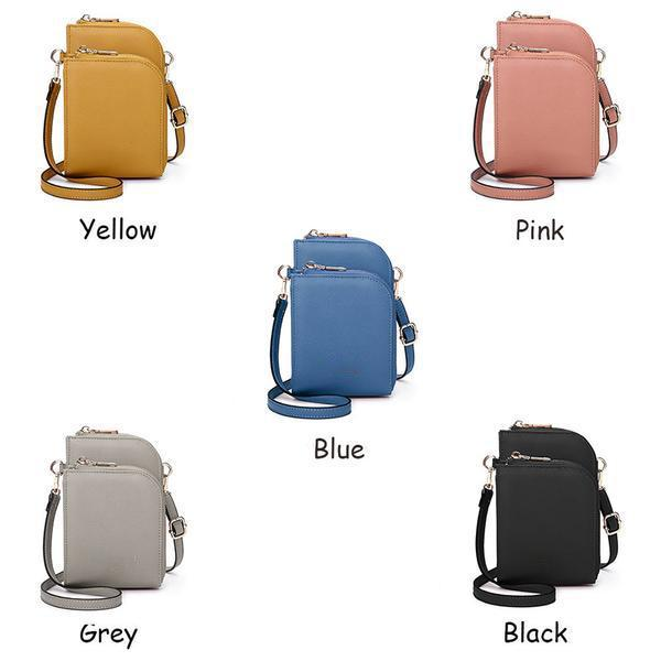 Casual Large Capacity Phone Bag