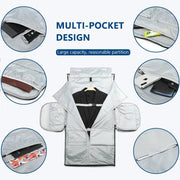 Men's Large Capacity Multi-function Travel Bag