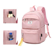 Women's Nylon Waterproof Travel Student Backpack(Buy 2 get -10% by code:BUY2)