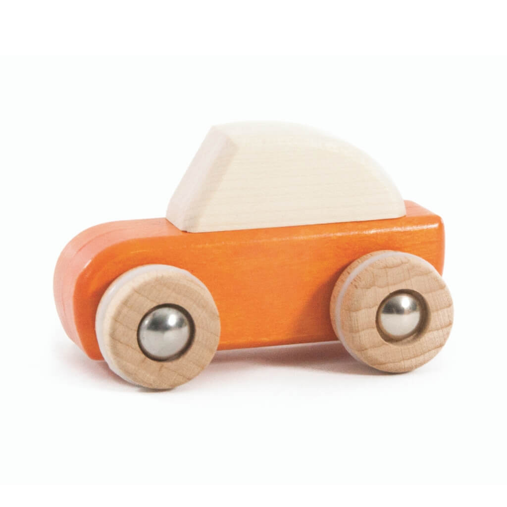 Bajo Pullback Car - Orange