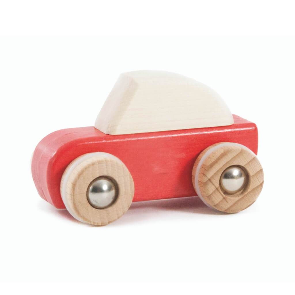 Bajo Pullback Car - Red