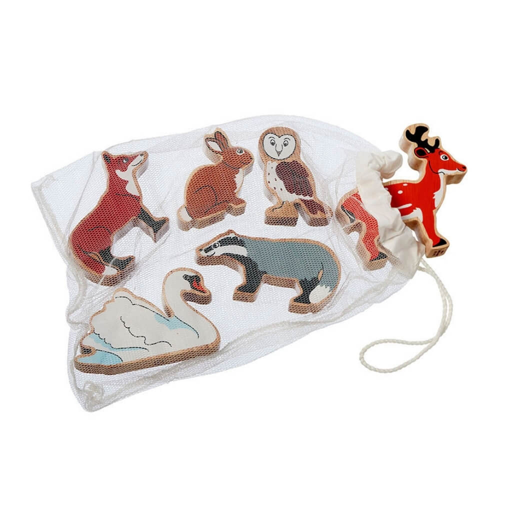 Lanka Kade Countryside Animal Figures - Bag of 6