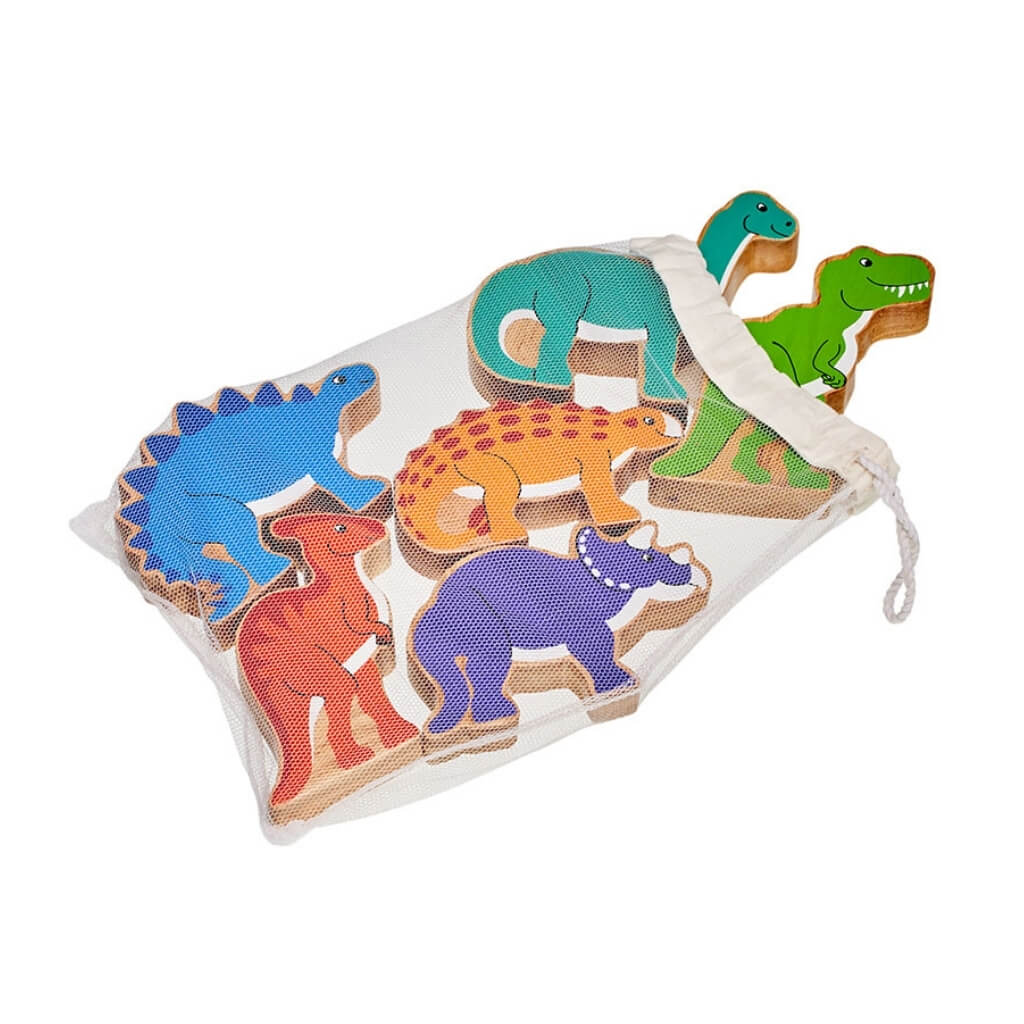 Lanka Kade Dinosaur Figures - Bag of 6