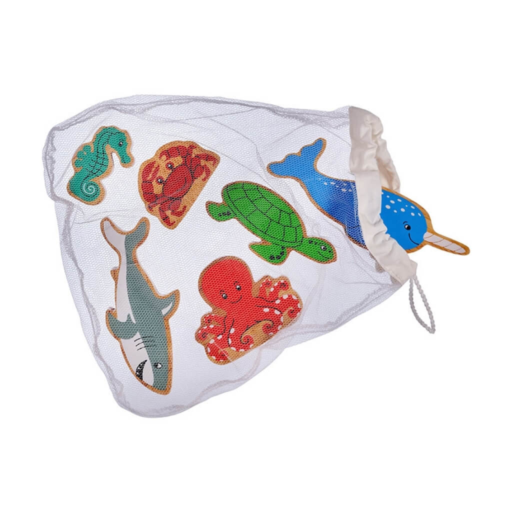 Lanka Kade Sealife Figures - Bag of 6