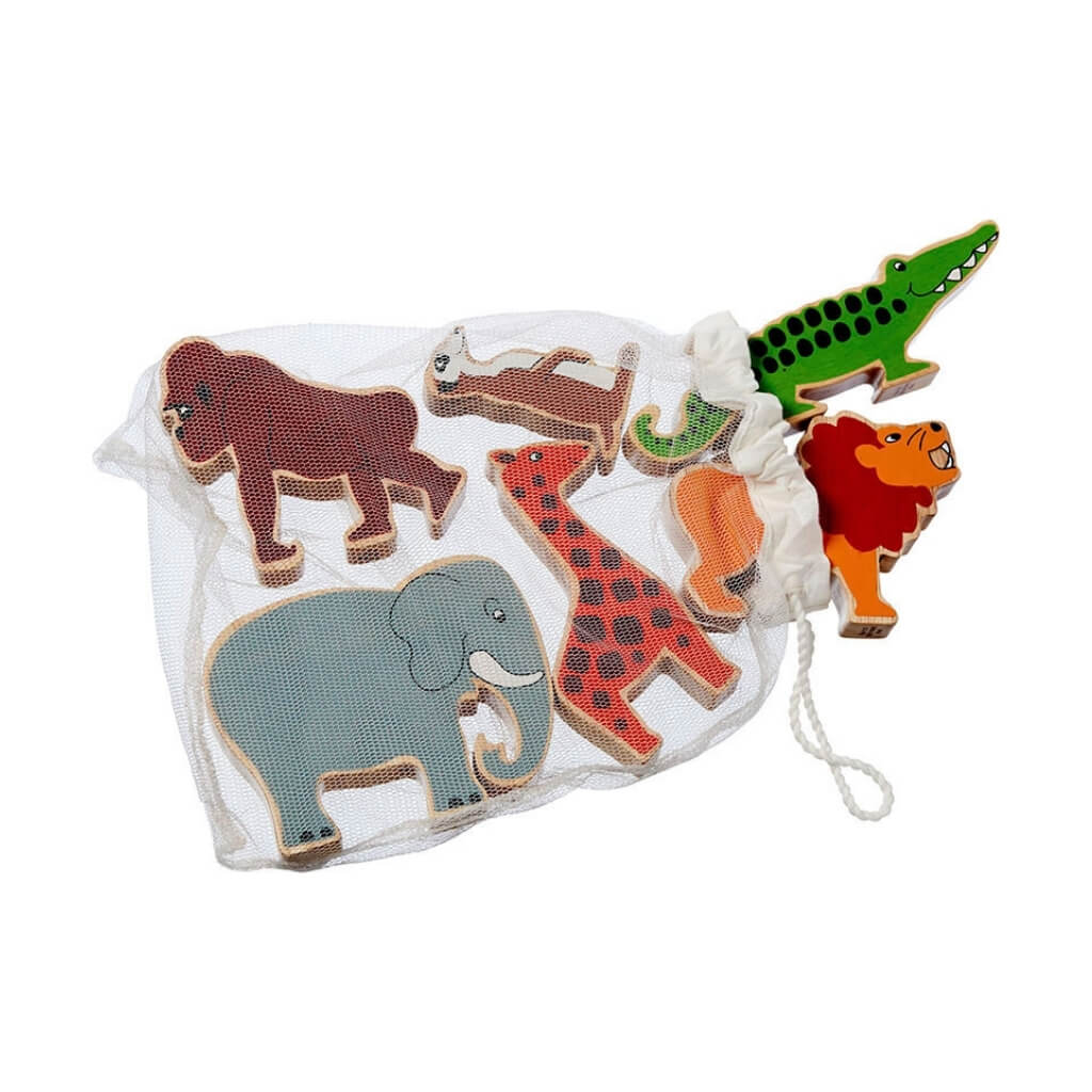 Lanka Kade World Animal Figures - Bag of 6